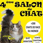 4 ème Salon du chat à Amiens (80), le dimanche 16 mars 2014