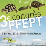 3 ème Congrès de la FFEPT à Mézières sur Brenne (36), du samedi 03 au dimanche 04 mai 2014
