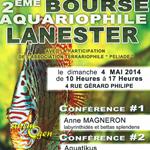 2 ème Bourse aquariophile à Lanester (56), le dimanche 04 mai 2014