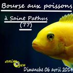 Bourse aux poissons à Saint Pathus (77), le dimanche 06 avril 2014