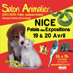 Salon Animal Focus à Nice (06), du samedi 19 au dimanche 20 avril 2014