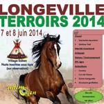 Longeville en Terroirs 2014 à Longeville en Barrois (55), du samedi 07 au dimanche 08 juin 2014