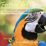 Festival de l'Oiseau à Fontbertrange (18), le dimanche 18 mai 2014