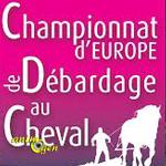Championnat d'Europe de débardage à cheval à Saint Bonnet de Joux (71), du jeudi 19 au samedi 21 juin 2014