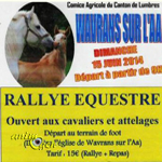 Comice agricole du Canton de Lumbres à Wavrans sur l'Aa (62), le dimanche 15 juin 2014
