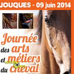 Journée des arts et métiers du cheval à Jouques (13), le lundi 09 juin 2014