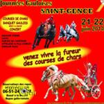 3 èmes Journées Gauloises à Saint Gence (87), du samedi 21 au dimanche 22 juin 2014