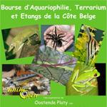Bourse d'Aquariophilie, Terrarium et étangs de la Côte Belge à Oostende (Belgique), le dimanche 24 août 2014
