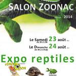 2 ème Exposition-vente d'animaux « Zoonac », à Le Teil (07), du samedi 22 au dimanche 23 août 2014