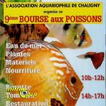 9 ème Bourse aux poissons à Chaligny (54), le dimanche 21 septembre 2014