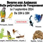 Bourse aux Animaux à Vecquemont (80), le dimanche 07 septembre 2014