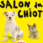 Salon du chiot et de l'animal de compagnie à Châlons en Champagne (51), du samedi 27 au dimanche 28 septembre 2014
