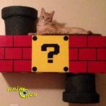 """Des jouets pour chats """"geeks"""" amateurs de jeux vidéos"""