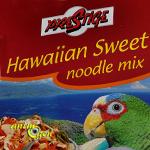 Alimentation pour perroquets : Hawaïan Sweet noodle mix (Versele Laga), test, avis, pris