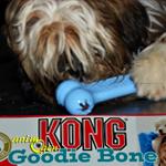 Jouet pour chiot et petit chien Kong Goodie Bone (test, avis, prix)