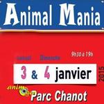 Salon Animal Mania à Marseille (13), du samedi 03 au dimanche 04 janvier 2015