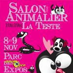 7 ème Salon animalier à la Teste de Buch (33), du samedi 08 au dimanche 09 novembre 2014