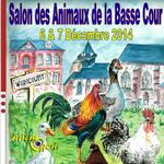 Salon des animaux de la basse-cour à Woincourt (80), du samedi 06 au dimanche 07 décembre 2014