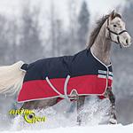 Couvrir ou ne pas couvrir notre cheval en hiver, là est la question...