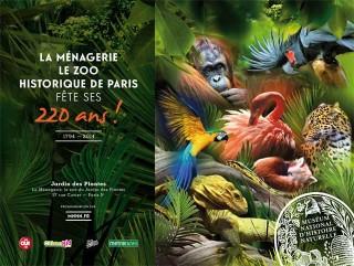 Exposition « Animaux célèbres de la Ménagerie » à Paris, jusqu'au 05 janvier 2015