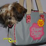 Sac de transport pour chien City Chupa Chups (test, avis, prix)