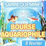 Bourse aquariophile à Sarreguemines (57), le dimanche 08 février 2015