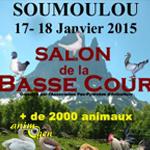 Salon de la Basse-cour à Soumoulou (64), du samedi 17 au dimanche 18 janvier 2015