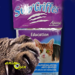 Accessoire : Stop'Griffes, un répulsif adhésif pour protéger les meubles contre nos chats (Aimé)