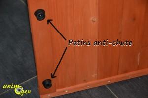 Accessoire : rampe d'accès pour chien Backstage