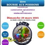 1 ère Bourse aux poissons à Séremange Erzange (57), le dimanche 29 mars 2015