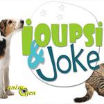 Ioupsi et Joke, salon du chiot et du chaton à Antibes (06), du samedi 07 au dimanche 08 février 2015