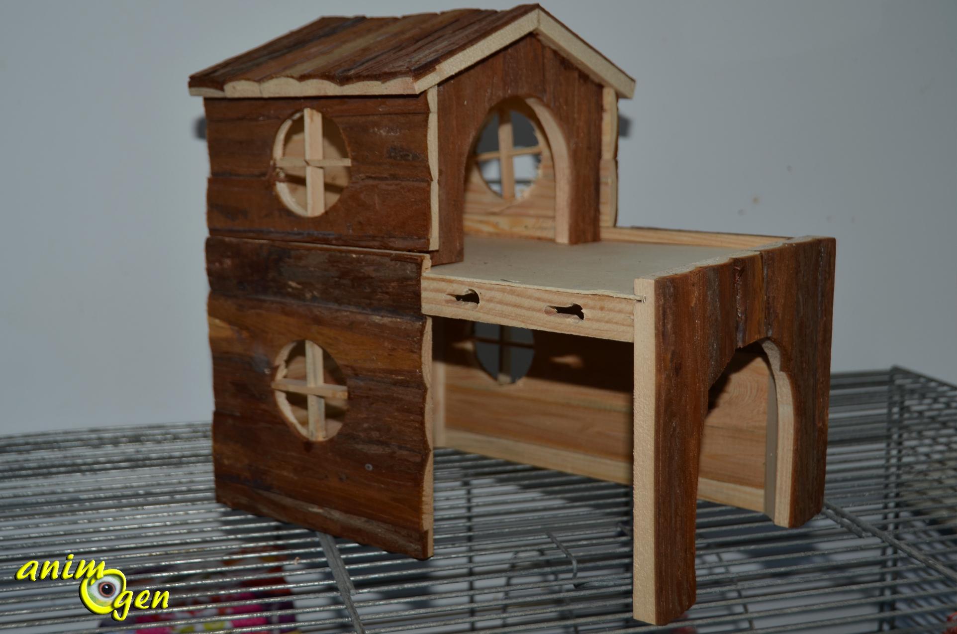 accessoire cabane pour rongeurs natural living bjork trixie test avis prix animogen. Black Bedroom Furniture Sets. Home Design Ideas