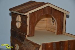 Accessoire : cabane pour rongeurs, Natural Living Bjork, Trixie (test, avis, prix)