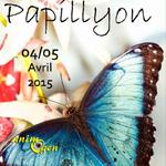 30 ème Salon de l'insecte et de l'arachnide « Papillyon » à Lyon (69), du samedi 04 au dimanche 05 avril 2015