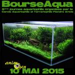 """5 ème Bourse aquariophile """"Bourseaqua"""" à Béthune (62), le dimanche 10 mai 2015"""
