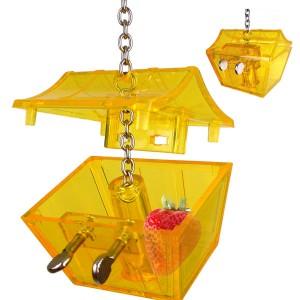Comment choisir les bons jouets pour nos perroquets dans le commerce ?