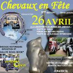« Chevaux en Fête » à Capelle sur Ecaillon (59), dimanche 26 avril 2015