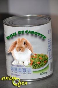 Fabriquez une cabane pour vos rats, octodons, hamsters et souris avec une boîte de conserve