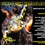 Symposium urodèles 2015 au zoo de Thoiry (78) le samedi 11 avril 2015