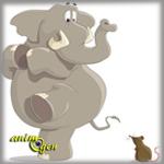 Pourquoi dit-on que les éléphants ont peur des souris ?