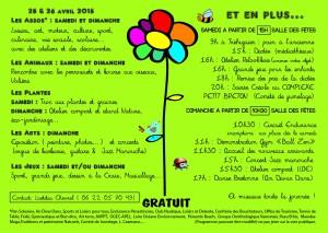 Bourse aux oiseaux à Pénestin (56), samedi 25 et dimanche 26 avril 2015