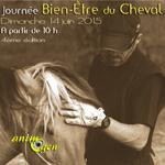 4 ème Journée Bien-Être du Cheval à Strasbourg-Robertsau (67), le dimanche 04 juin 2015