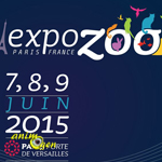 Expozoo 2015 à Paris (75), du dimanche 07 au mardi 09 juin 2015