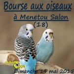 Le Festival de l'Oiseau à Menetou Salon (18), ledimanche 17mai 2015
