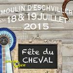 Fête du cheval à Volmunster (57), du samedi 18 au dimanche 19 juillet 2015