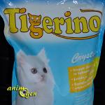 Litière pour chats Tigerino Crystals (test, avis, prix)