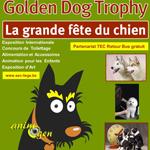 Golden Dog Trophy, La grande Fête du Chien à Liège (Belgique), du samedi 18 au dimanche 19 juillet 2015