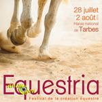 Festival d'art équestre Equestria à Tarbes (65), du mardi 28 juillet au dimanche 02 août 2015