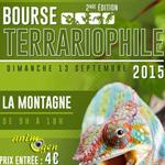 2 ème Bourse Terrariophile de l'ATLA à La Montagne (44), le dimanche 13 septembre 2015