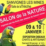 4 ème Bourse aux oiseaux à Noeux les Mines (62), du samedi 09 au dimanche 10 janvier 2016
